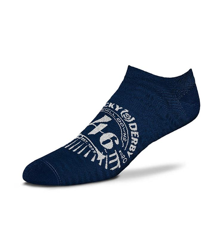 Kentucky Derby 146 Big Logo Ankle Sock,889536602182-529