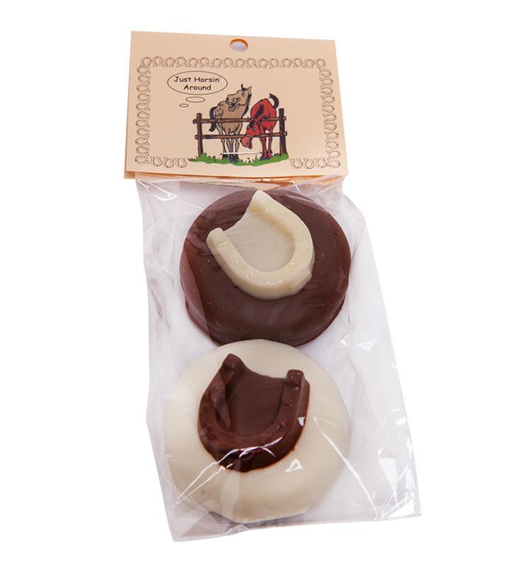 2pc Chocolate Covered Oreos