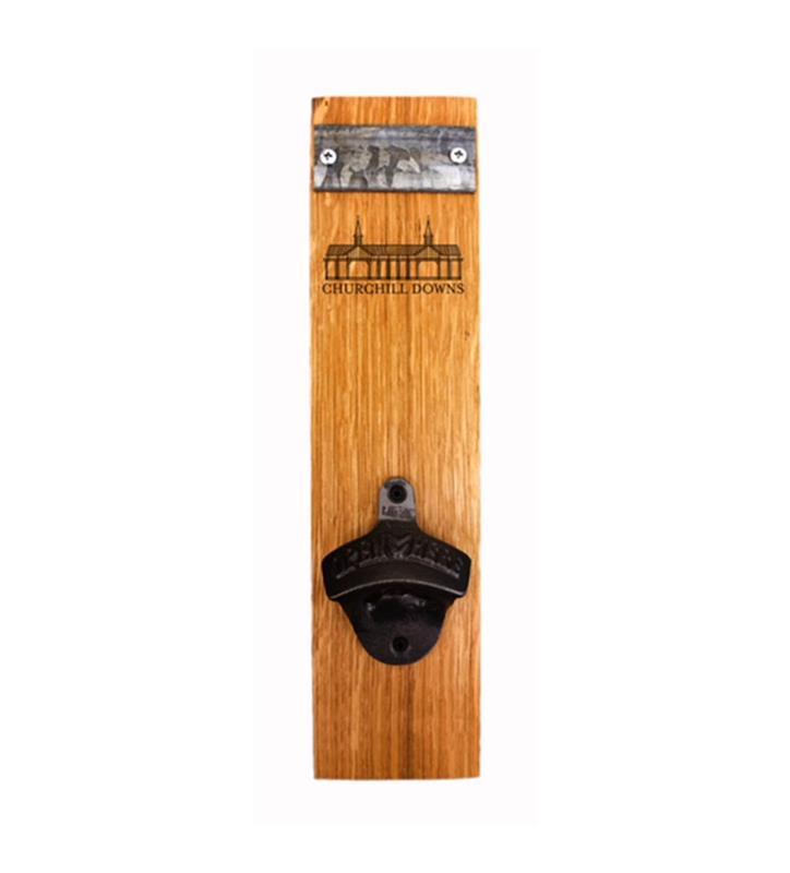 Grandstand Bottle Opener,CHURCHILL-LINES-BO