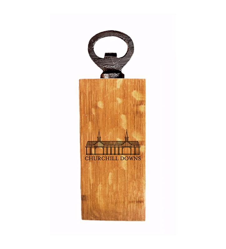 Grandstand Mini Bottle Opener,CHURCHILL-LINES-MBO
