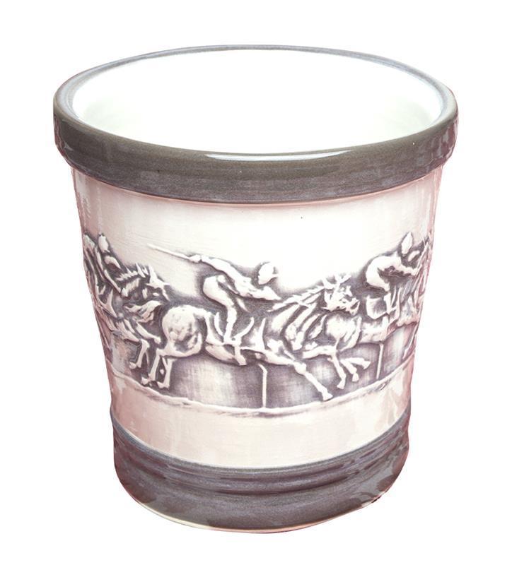 """7 1/4"""" Ice Bucket  by Louisville Stoneware,Louisville Stoneware,ICE BUCKET"""