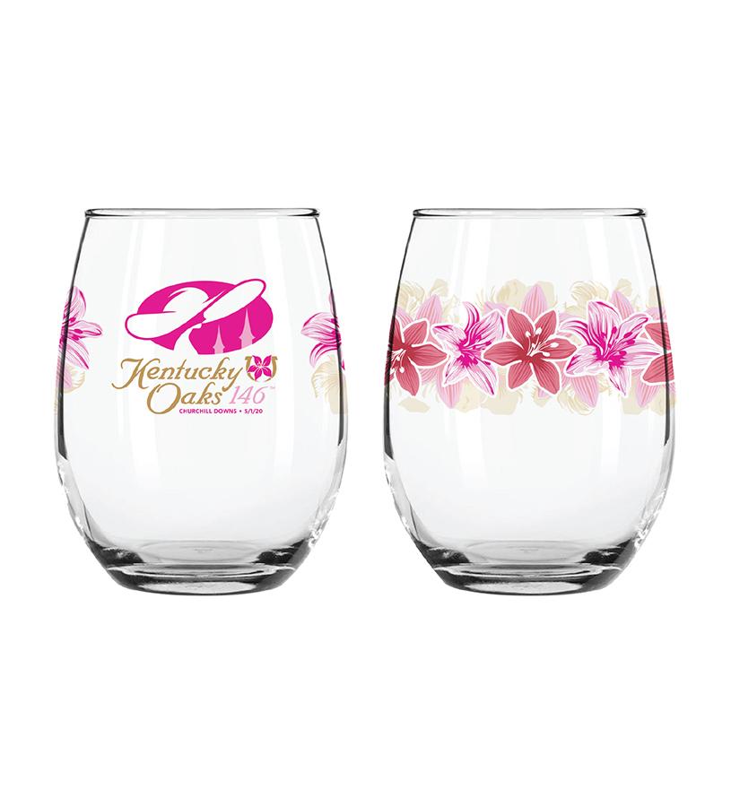 Kentucky Oaks 146 Lily Glass,ER49 KD 146 LILY