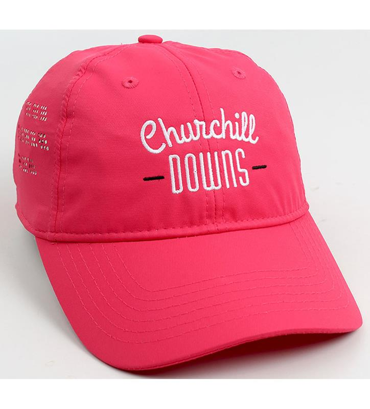 Churchill Downs Ladies Performance Ballcap,K46PLC-8110-SCYO#169