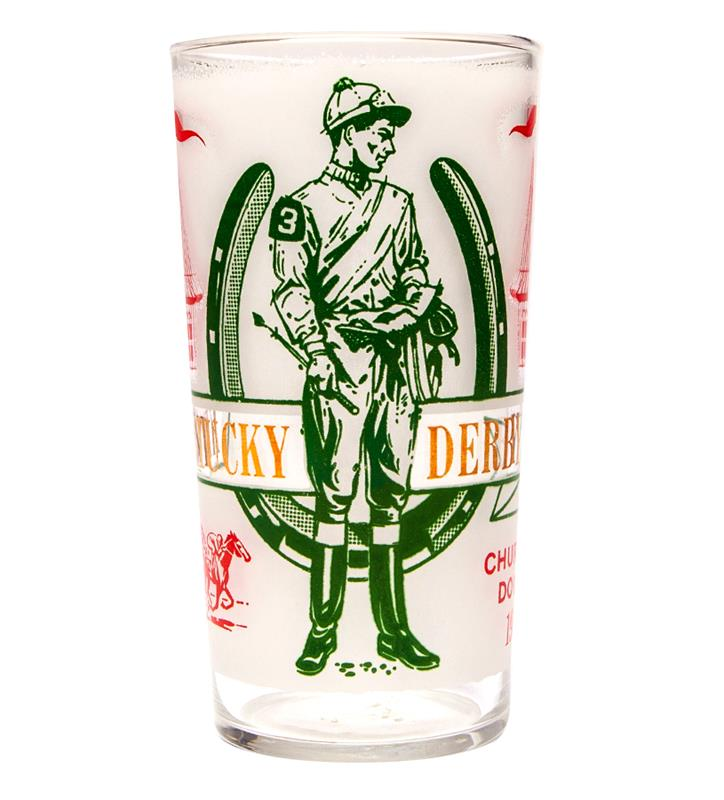1969 Official Derby Glass,1969 GLASS