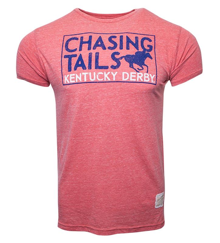 Kentucky Derby Chasing Tails Tee,061818LMN31