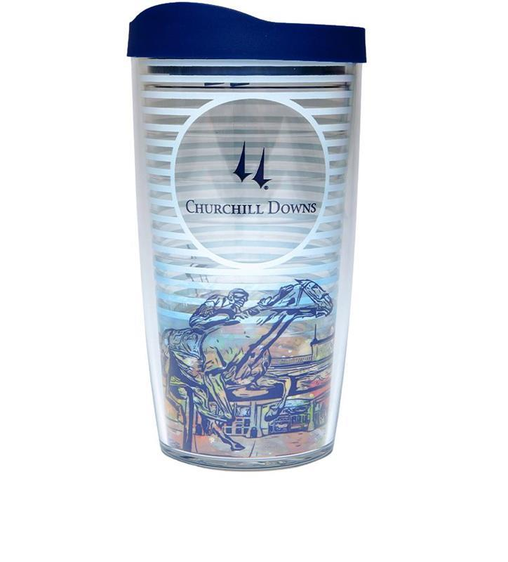 Churchill Downs Barbaro Tervis Tumbler,16OZ-BARBARO