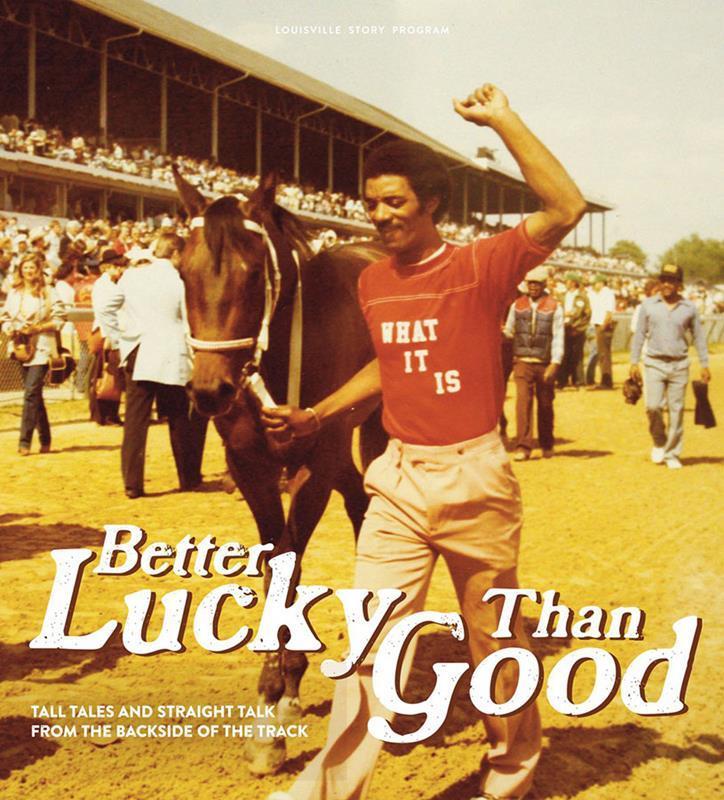 Better Lucky Than Good,978-0-9914765-5-8