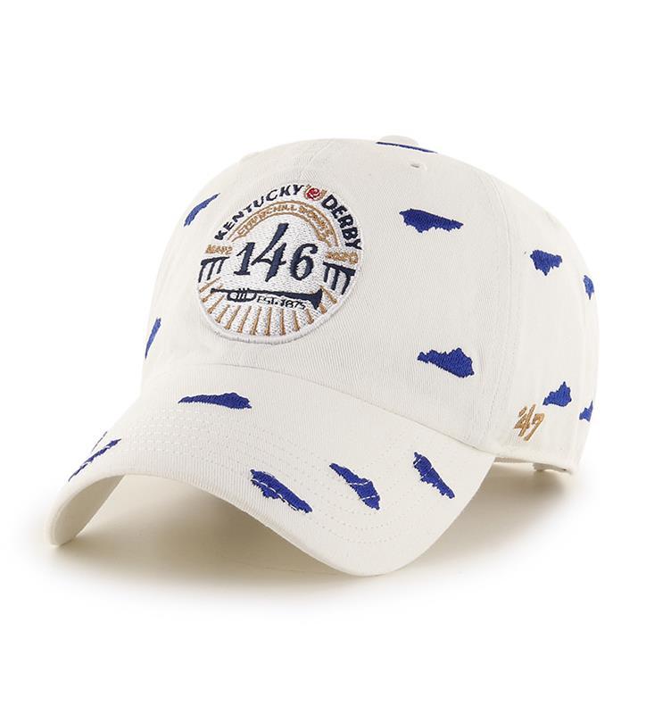 Kentucky Derby 146 Blue State Cap,HT-CNFTI08GWS-WHA