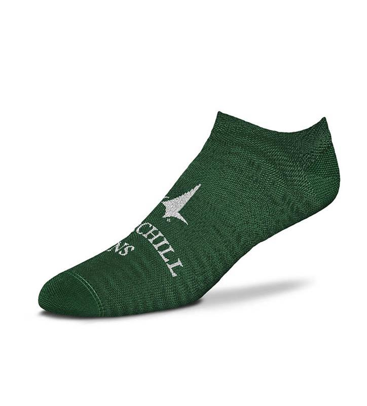 Churchill Downs Big Logo Ankle Sock,889536602236-529