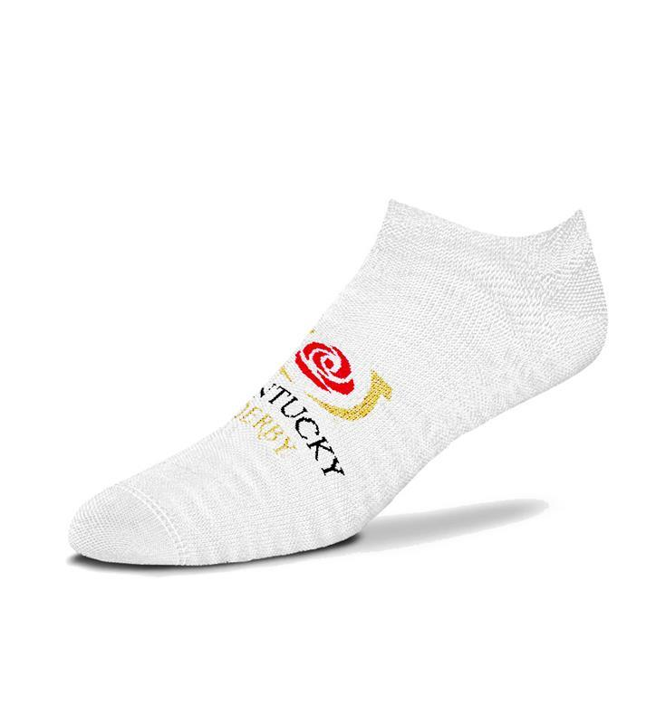 Kentucky Derby Icon Big Logo Ankle Sock,889536602243-529