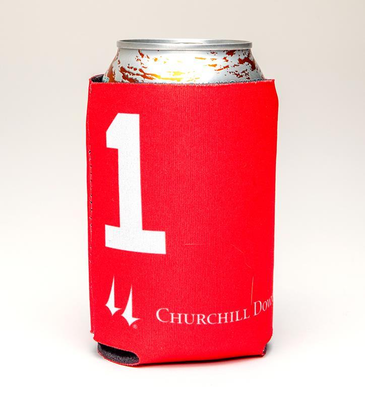 Churchill Downs Post 1 Coozie,123661AA-12115-186