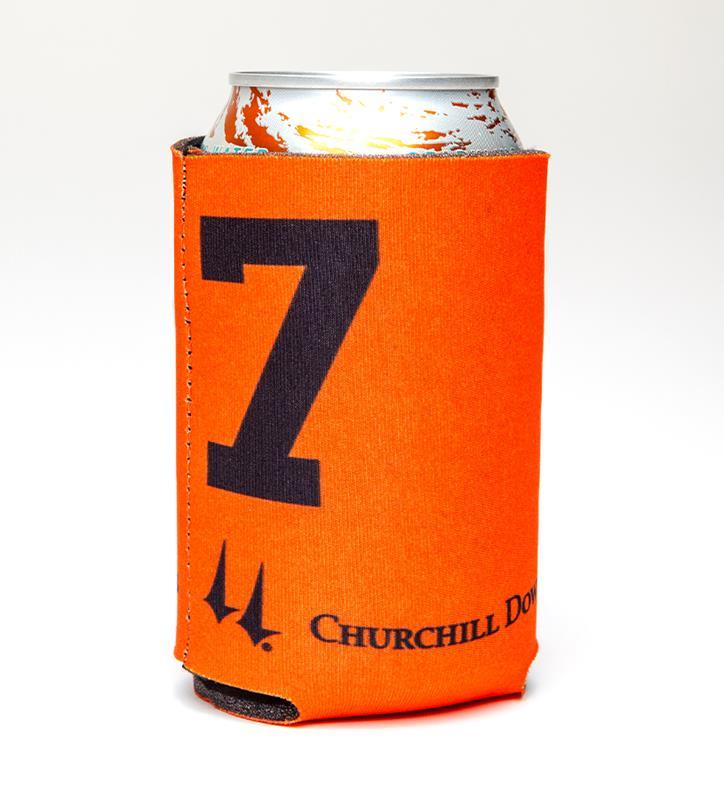 Churchill Downs Post 7 Coozie,123661AG-12115-021