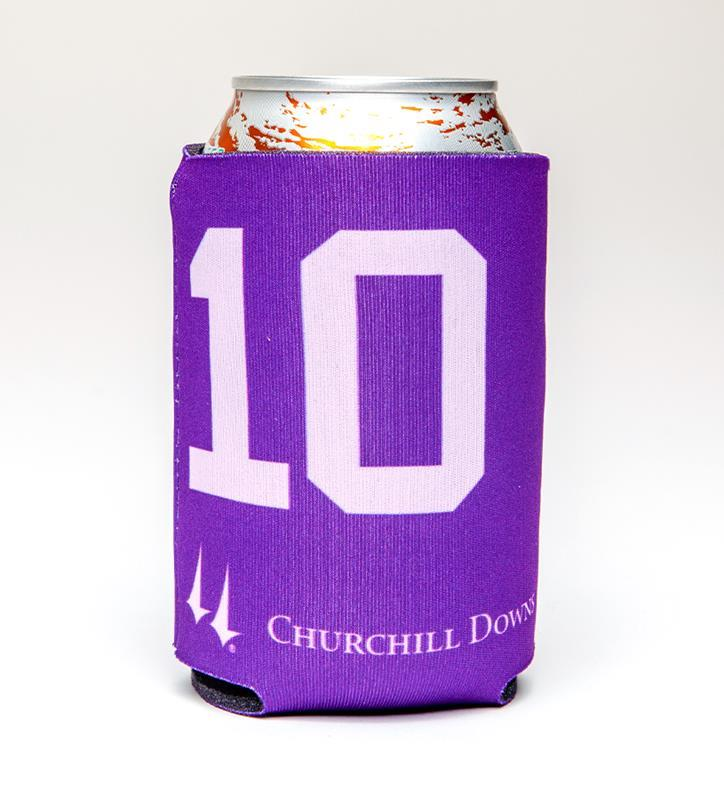 Churchill Downs Post 10 Coozie,123661AJ-12115-268