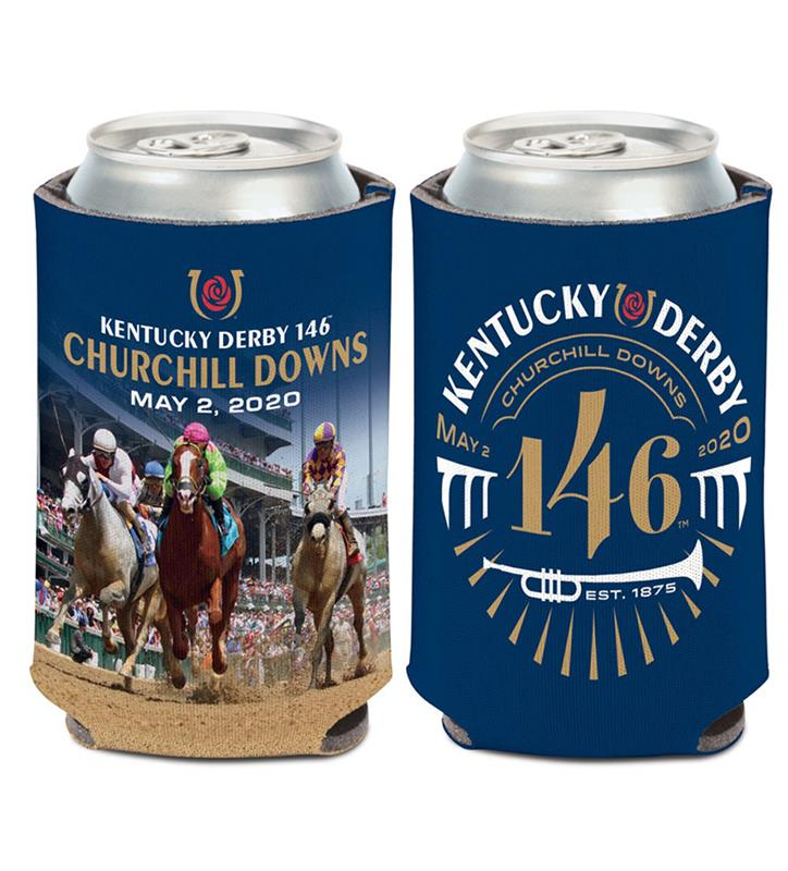 Kentucky Derby 146 Can Coozie,23097220