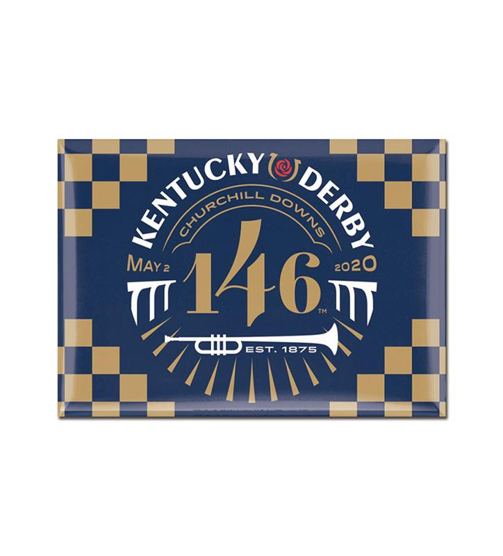 Kentucky Derby 146 Magnet,23091320