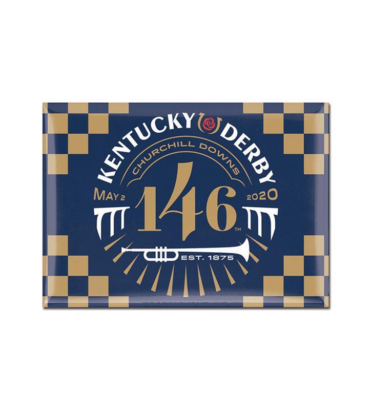 Kentucky Derby 146 Magnet,23091320