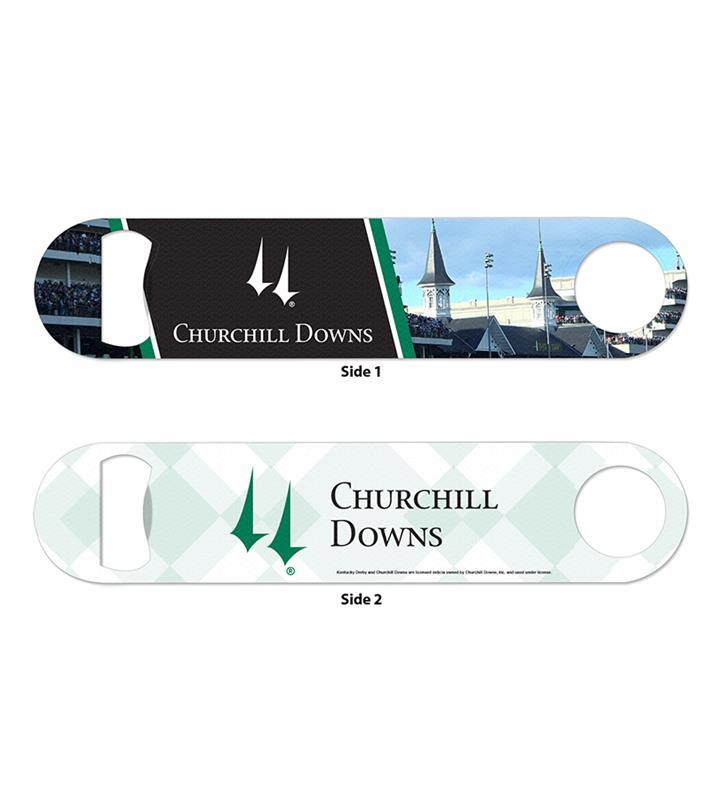 Churchill Downs Metal Bottle Opener,42000