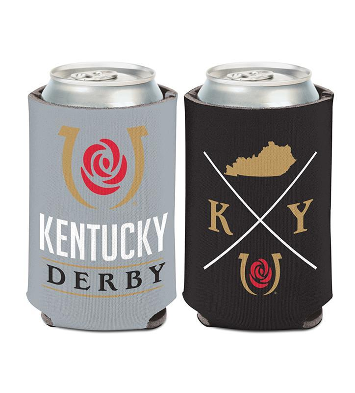 Kentucky Derby Hipster Coozie,12115