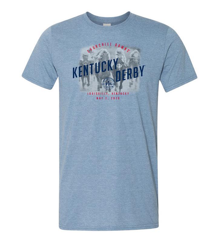 146 Kentucky Derby Photo Finish Tee,KYM0027-10A