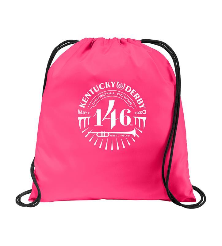 146 Kentucky Derby Event Logo Drawstring Bag,KYA0114-25D