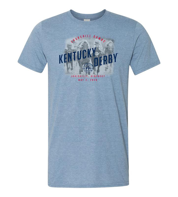 146 Kentucky Derby Photo Finish Tee,KYM0027-10A