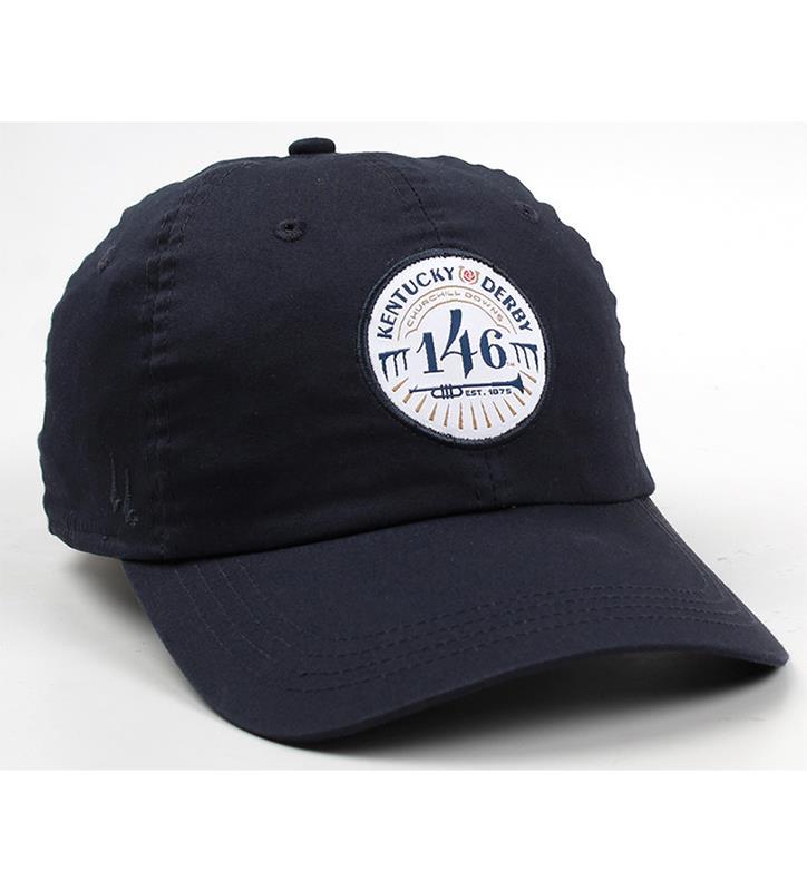 Kentucky Derby 146 Classic Logo Cap,C47LGT-146AH5