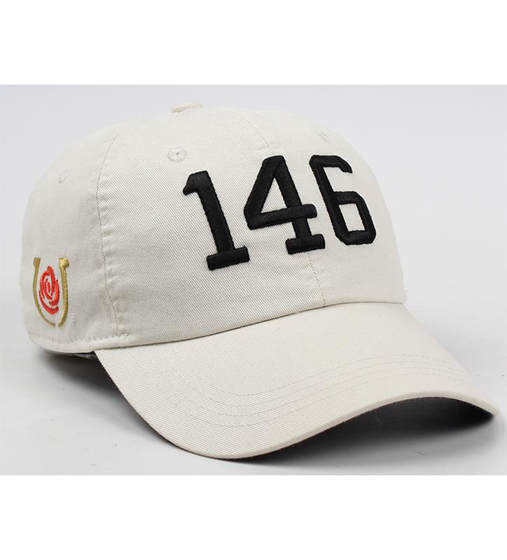 Kentucky Derby 146 Block Logo Cap,E47MT2-146AH24