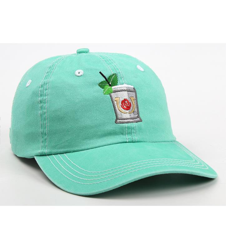 Kentucky Derby Icon Mint Julep Cap,E45PD4-553W-146AH38