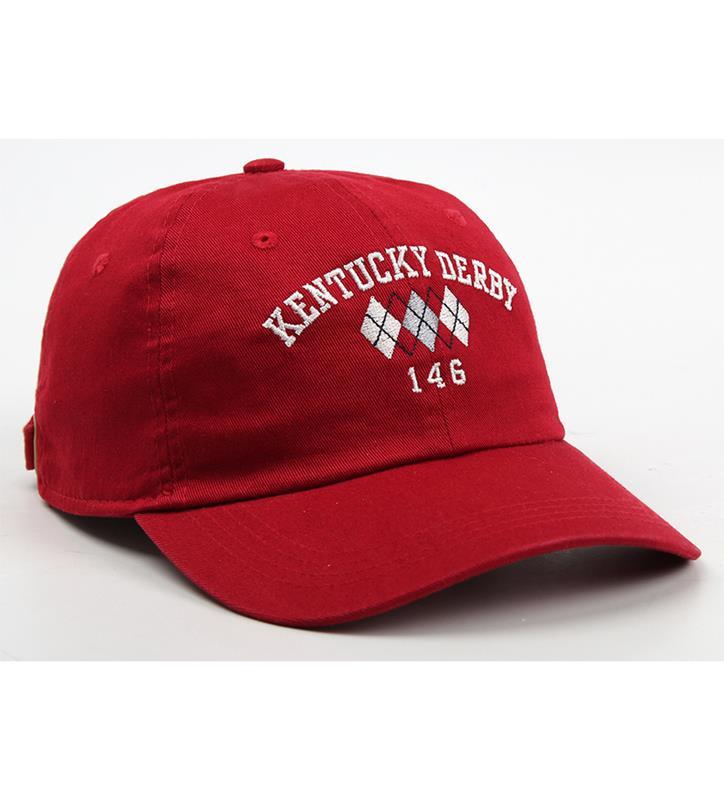 Kentucky Derby 146 Argyle Cap,C47MT2-146AH53
