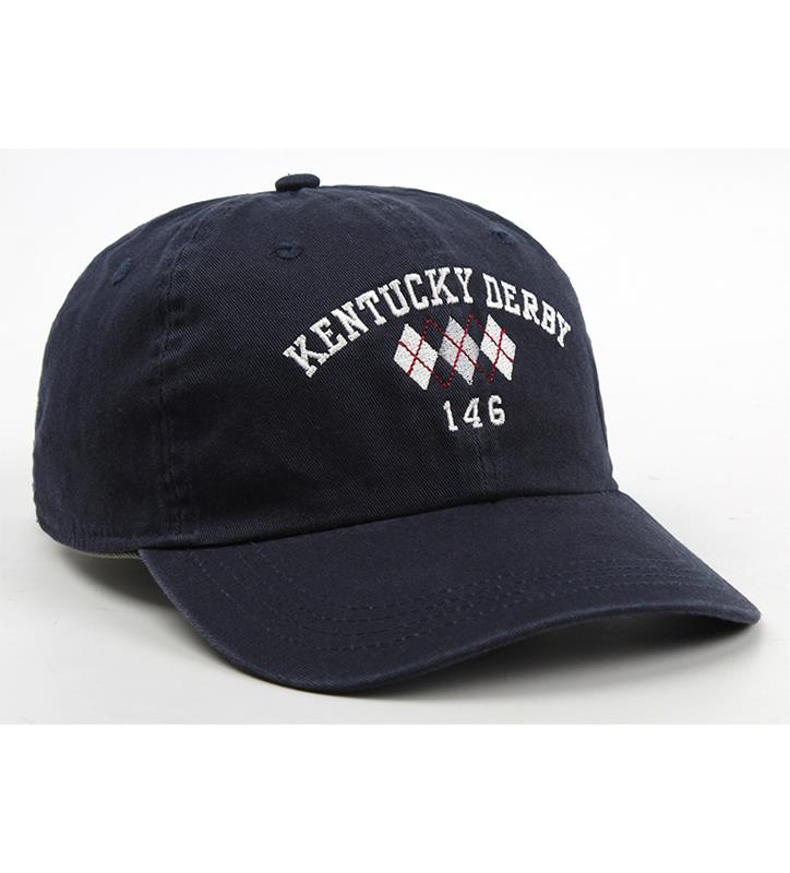 Kentucky Derby 146 Argyle Cap,C47MT2-146AH56