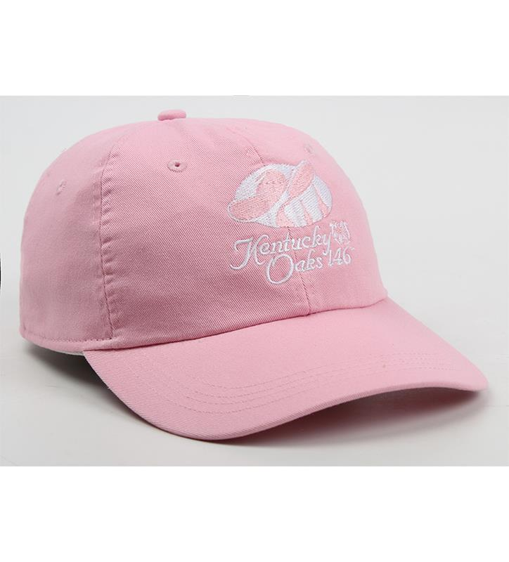 Kentucky Oaks 146 Official Logo Cap,E47MT2-146AH62