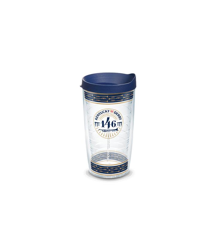 Kentucky Derby 146 Full Wrap Tervis Tumbler