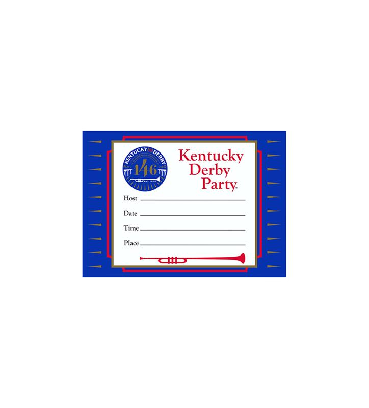 Kentucky Derby 146 Party Invitations,46491-INVITE
