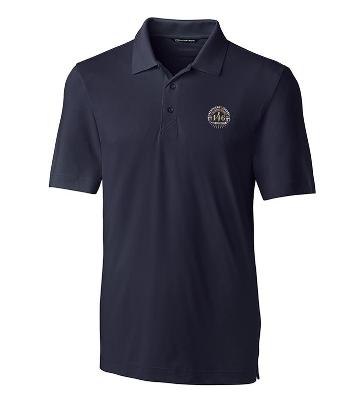 Kentucky Derby 146 Mens Forge Polo,Cutter & Buck,MCK00107-LYN